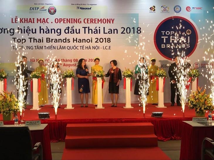 งานแสดงสินค้า Top Thai Brands Hanoi 2018 - ảnh 1