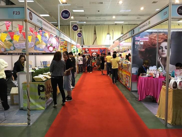 งานแสดงสินค้า Top Thai Brands Hanoi 2018 - ảnh 2