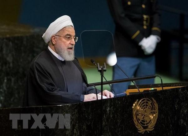 การเจรจากับสหรัฐควรปฏิบัติตามกรอบ JCPOA - ảnh 1