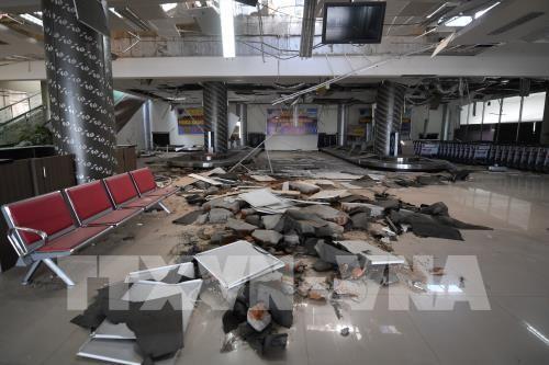 เวียดนามช่วยอินโดนีเซียแก้ไขผลเสียหายจากเหตุแผ่นดินไหว - ảnh 1