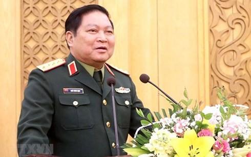 ผลักดันความร่วมมือด้านกลาโหมเวียดนาม-จีนให้พัฒนาเข้าสู่ส่วนลึกและยั่งยืน - ảnh 1