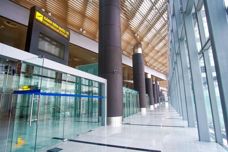 สนามบินนานาชาติเวินโด่น - ảnh 12