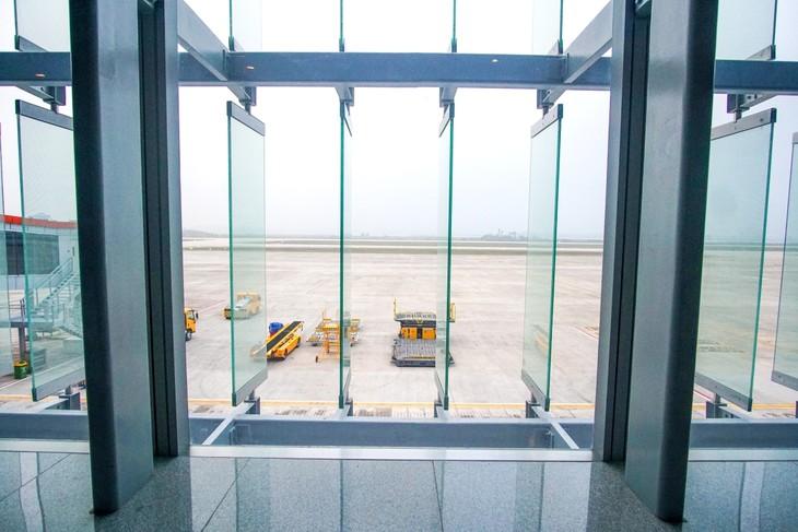 สนามบินนานาชาติเวินโด่น - ảnh 13