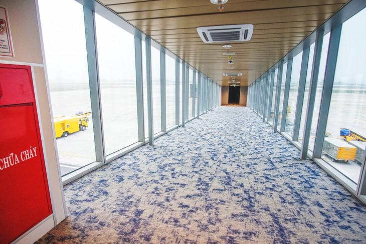 สนามบินนานาชาติเวินโด่น - ảnh 15