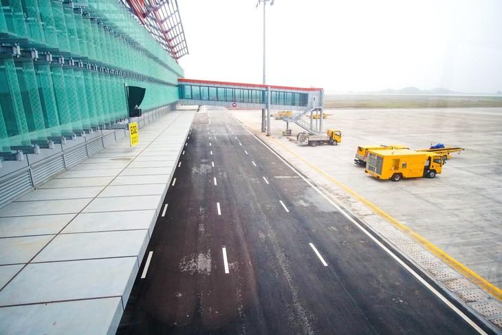 สนามบินนานาชาติเวินโด่น - ảnh 16