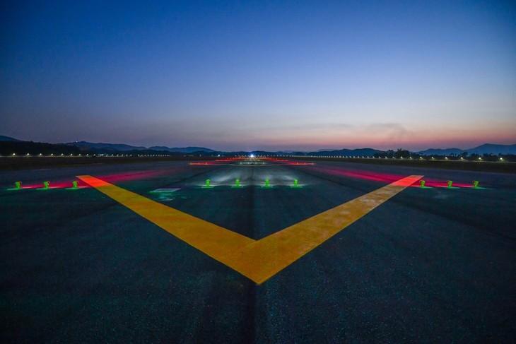 สนามบินนานาชาติเวินโด่น - ảnh 19