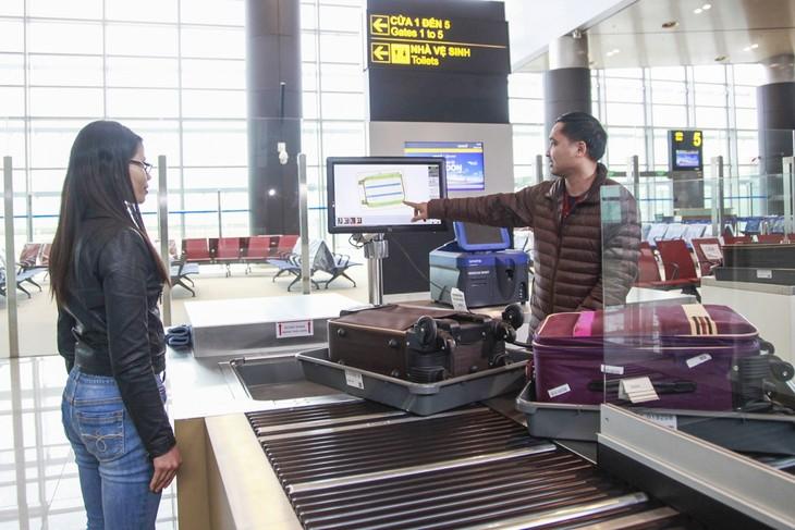 สนามบินนานาชาติเวินโด่น - ảnh 6