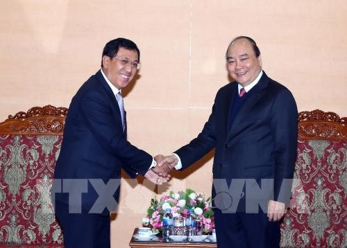 เวียดนามพร้อมที่จะสนับสนุนและให้การช่วยเหลือลาวในการรักษาเสถียรภาพและพัฒนาเศรษฐกิจ - ảnh 1