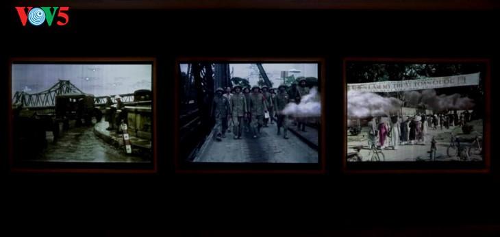 ศูนย์ศิลปะร่วมสมัยในอาคารสภาแห่งชาติ - ảnh 18