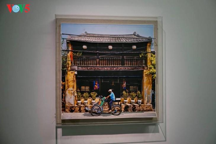 ศูนย์ศิลปะร่วมสมัยในอาคารสภาแห่งชาติ - ảnh 9
