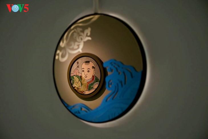 ศูนย์ศิลปะร่วมสมัยในอาคารสภาแห่งชาติ - ảnh 10