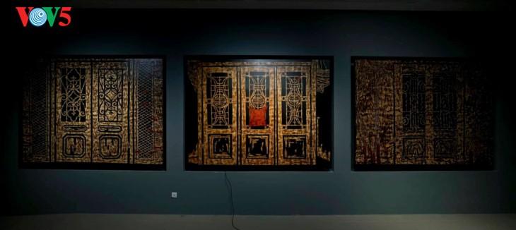 ศูนย์ศิลปะร่วมสมัยในอาคารสภาแห่งชาติ - ảnh 12