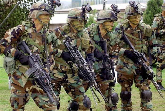 สหรัฐเรียกร้องให้สาธารณรัฐเกาหลีเพิ่มค่าใช้จ่ายให้แก่ USFK - ảnh 1
