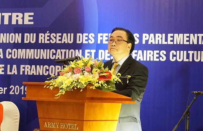 ฮานอยสนับสนุนทุกกิจกรรมการพบปะสังสรรค์พัฒนาความร่วมมือระหว่างกลุ่มประเทศที่ใช้ภาษาฝรั่งเศส - ảnh 1