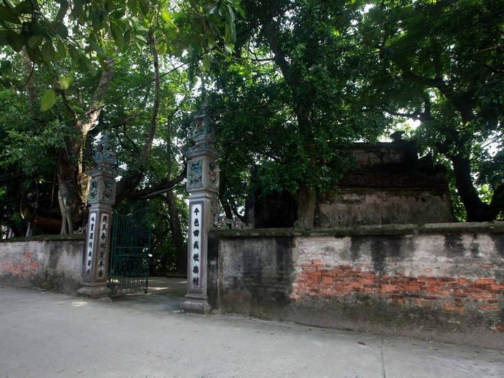 ประเพณีการบูชาผู้ให้กำเนิดอาชีพในหมู่บ้านศิลปาชีพต่างๆในเวียดนาม - ảnh 1