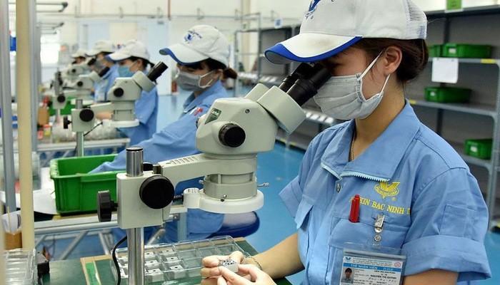 เวียดนามดึงดูดเงินทุนเอฟดีไอในไตรมาสแรกสูงที่สุดในรอบ 3 ปี - ảnh 1