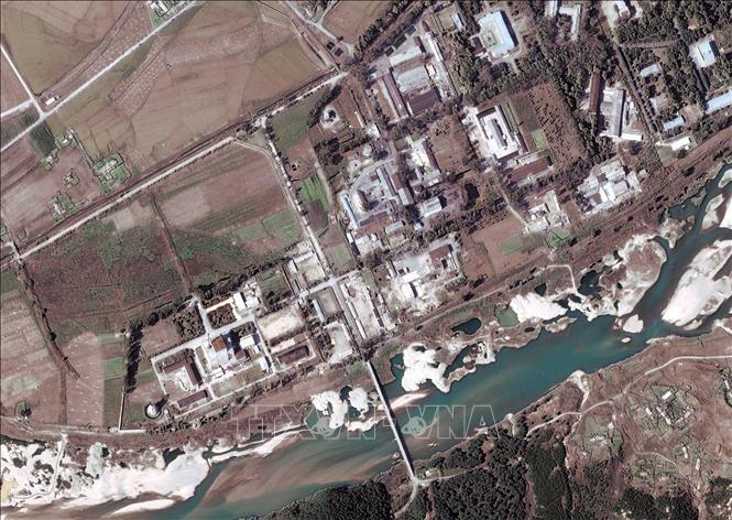 มีความเป็นไปได้ที่มีการขนส่งวัสดุกัมมันตรังสีในโรงงานนิวเคลียร์ของสาธารณรัฐประชาธิปไตยประชาชนเกาหลี - ảnh 1