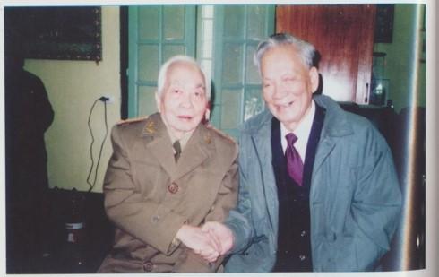 ช่วงเวลาที่น่าจดจำเกี่ยวกับอดีตประธานประเทศ เลดึ๊กแองห์ - ảnh 8