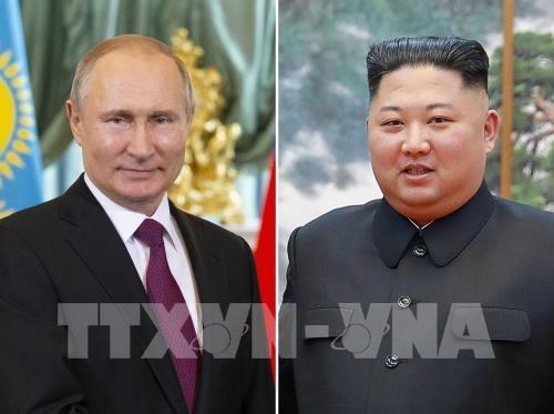 ประธานาธิบดีรัสเซียเดินทางถึงเมือง วลาดิวอสต็อก - ảnh 1
