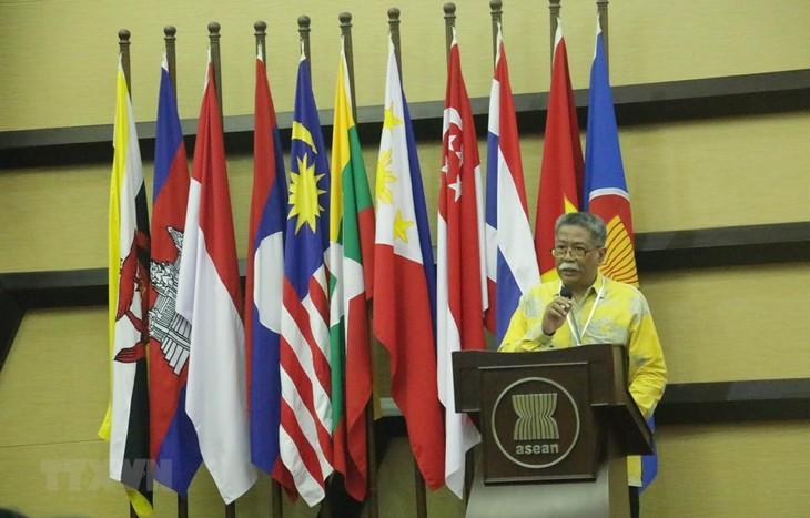 อาเซียนผลักดันความร่วมมือกับองค์การสังคมเพื่อชุมชน - ảnh 1