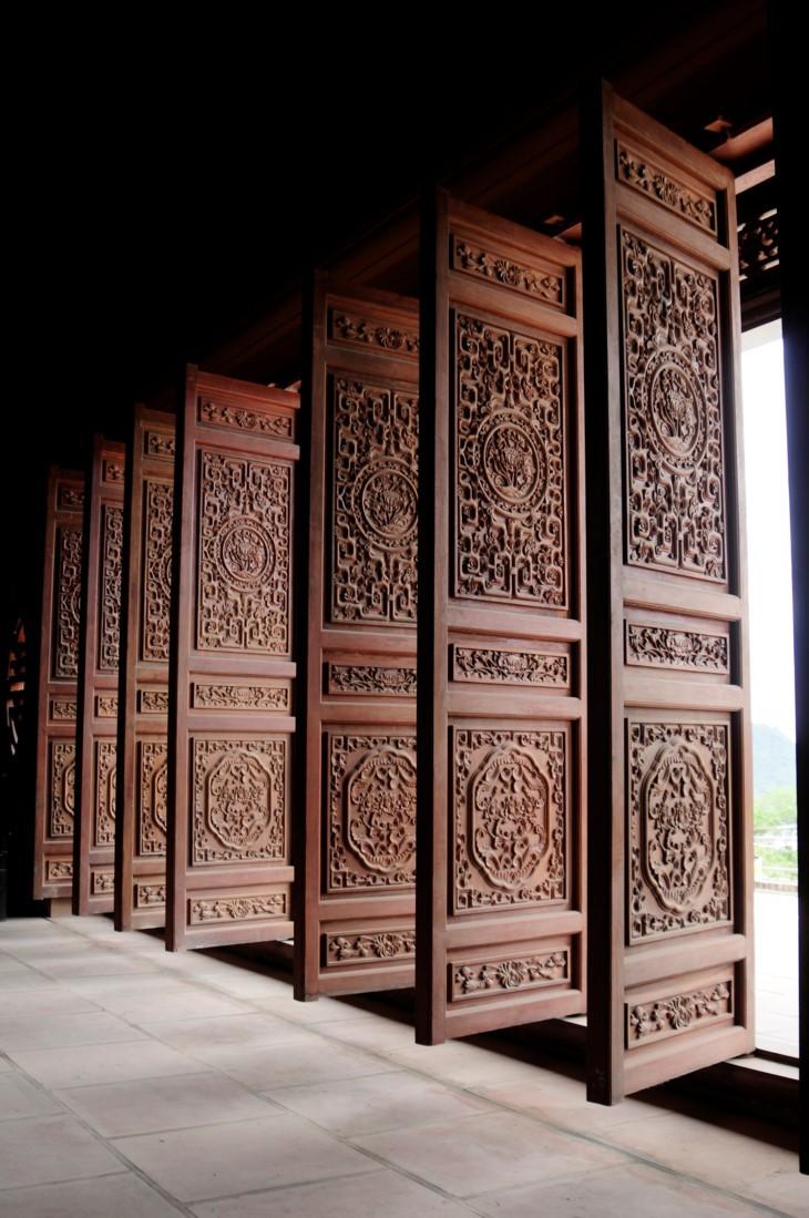 เขตท่องเที่ยวเชิงจิตวิญญาณ วัดตามชุก สถานที่จัดงานวิสาขบูชา ๒๐๑๙ - ảnh 6