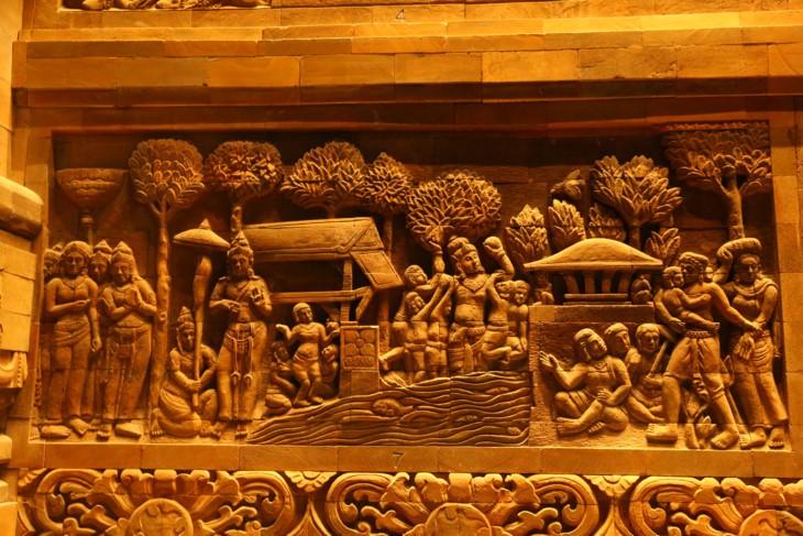 เขตท่องเที่ยวเชิงจิตวิญญาณ วัดตามชุก สถานที่จัดงานวิสาขบูชา ๒๐๑๙ - ảnh 9