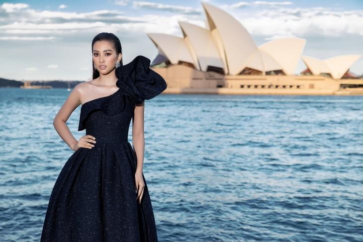 H'Hen Niê nổi bật trong show diễn của NTK Đỗ Mạnh Cường ở Sydney - ảnh 17