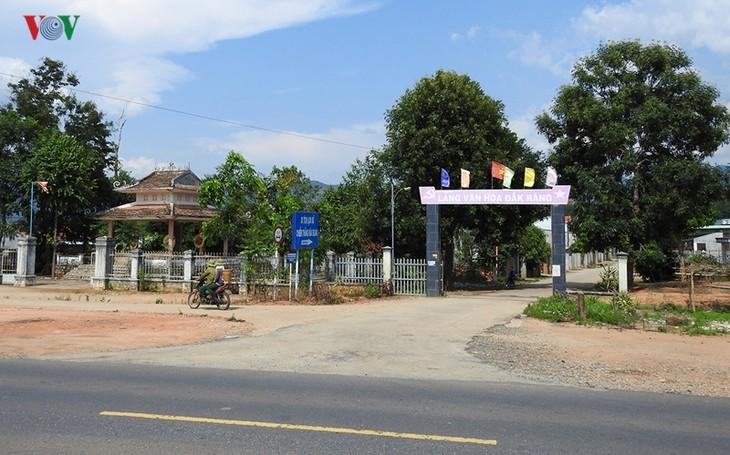 ชีวิตใหม่ของชาวบ้านในหมู่บ้าน ดั๊กรัง ใกล้เส้นทางโฮจิมินห์ - ảnh 1
