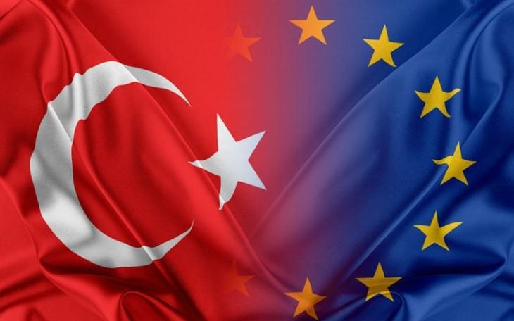 อียูคัดค้านตุรกีเข้าเป็นสมาชิกของกลุ่มนี้ - ảnh 1