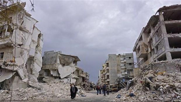 สหรัฐ-อิสราเอล-รัสเซียยืนยันแผนการประชุมไตรภาคีเพื่อหารือเกี่ยวกับสถานการณ์ในซีเรีย - ảnh 1