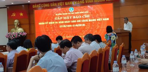 หน่วยงานการเกษตรเวียดนามธำรงการขยายตัว - ảnh 1