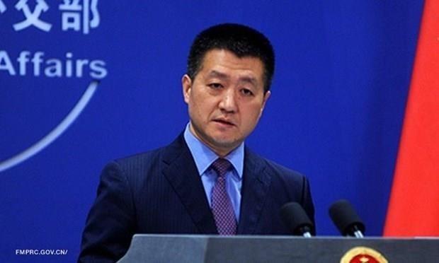 จีนเชื่อมั่นว่า การเจรจากับสหรัฐอาจบรรลุผลงานที่น่ายินดี - ảnh 1