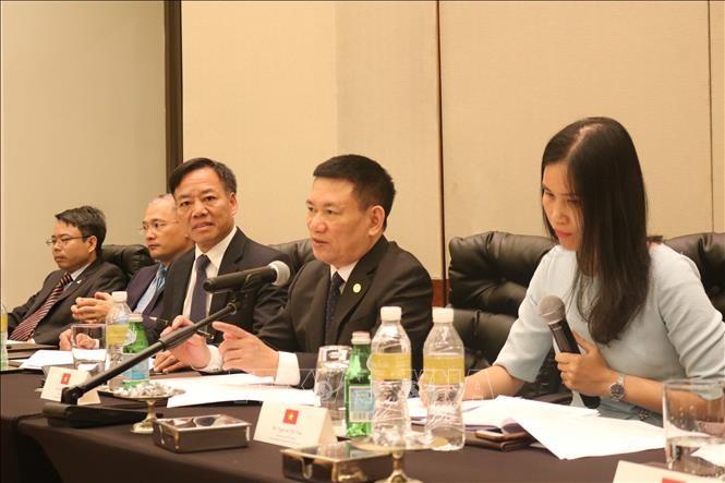 สำนักงานตรวจเงินแผ่นดินเวียดนามผลักดันความร่วมมือระหว่างประเทศ - ảnh 1