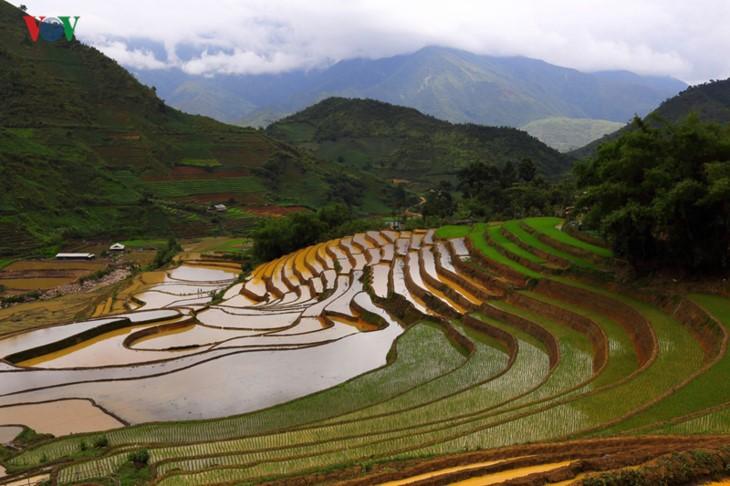 หมู่กางฉาย-หนึ่งในสถานที่ท่องเที่ยวที่สวยที่สุดในโลก - ảnh 7