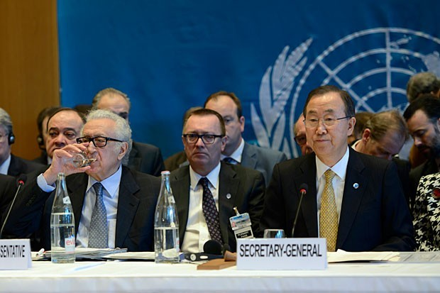 Geneva II Conference: deep disagreements at the outset - ảnh 1
