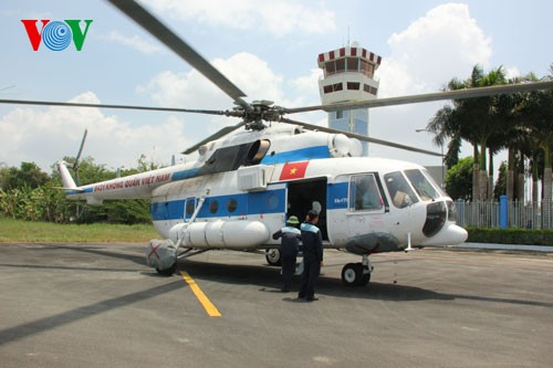 Vietnam coordinates with foreign teams in search for Malaysian jet - ảnh 1