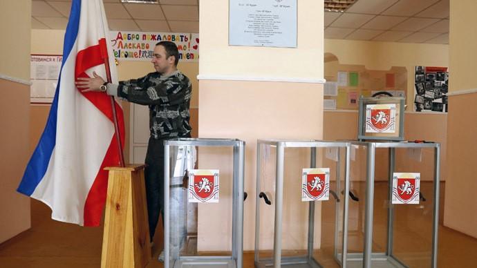 Russia reiterates Crimean referendum's legitimacy - ảnh 1