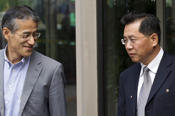 DPRK, Japan resume talks in China - ảnh 1