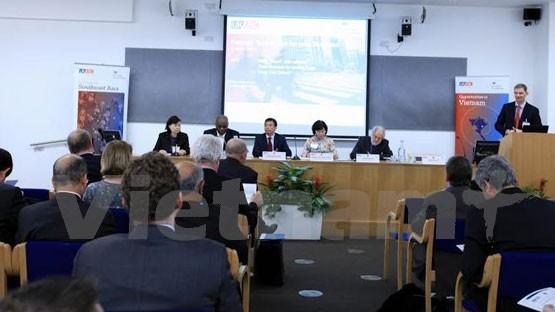 London seminar discusses Vietnam's business opportunities - ảnh 1