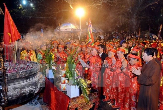 Festival to honor Tran dynasty's contributions    - ảnh 1