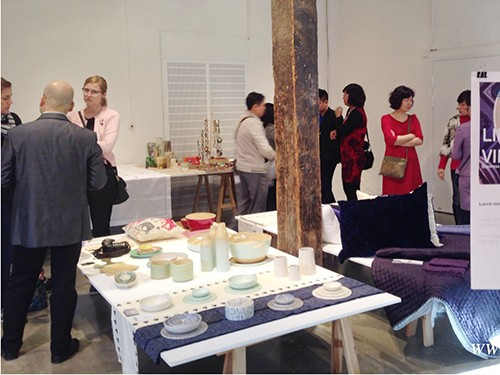 Hanoi handicraft products eye North European market - ảnh 1