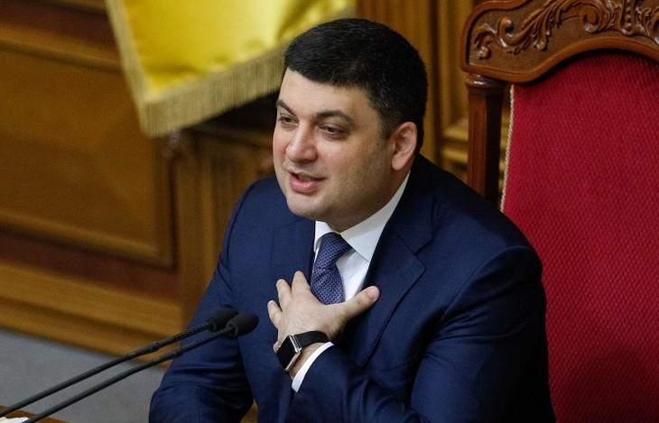 Ukraine approves its parliament - ảnh 1
