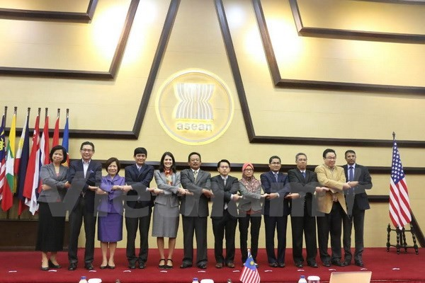 ASEAN, US boost cooperation in priority areas - ảnh 1