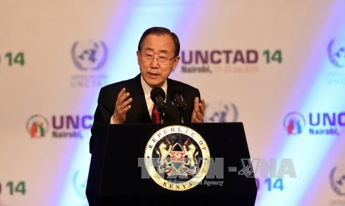 UN calls for shared responsibility in dealing with migrant crisis - ảnh 1