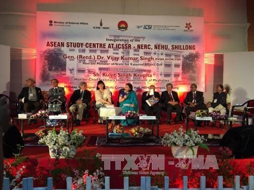 ASEAN Study Center debuts in India - ảnh 1