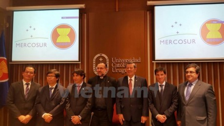 Research center of Mercosur – ASEAN makes its debut - ảnh 1