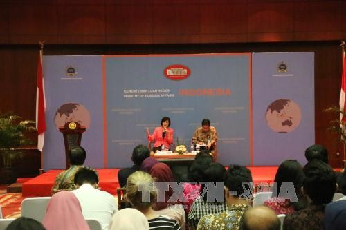 Vietnam shares TPP admission experience with Indonesia - ảnh 1