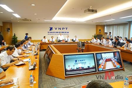 VNPT urged to become key IT group  - ảnh 1