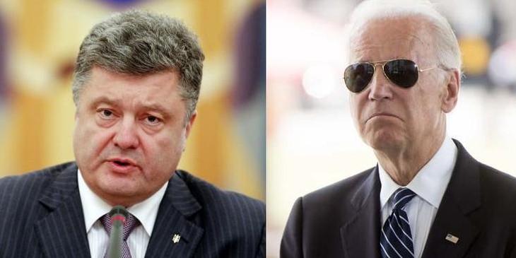 US, Ukraine discuss escalated tensions in eastern Ukraine - ảnh 1