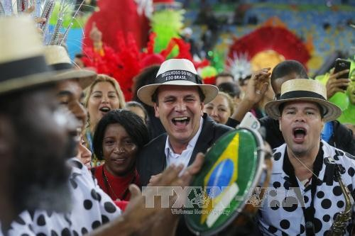 Rio de Janeiro welcomes 1.17 million tourists during Olympics - ảnh 1